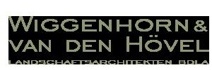 Wiggenhorn & van den Hövel - Landschaftsarchitekten BDLA