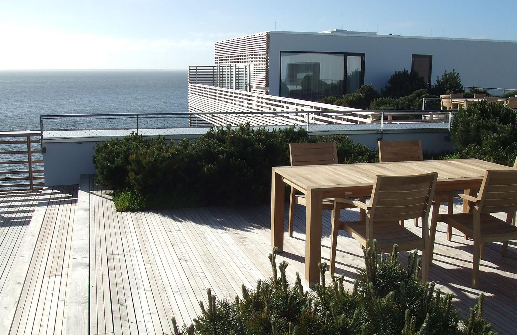 budersand hotel h rnum sylt wiggenhorn van den h vel landschaftsarchitekten bdla. Black Bedroom Furniture Sets. Home Design Ideas